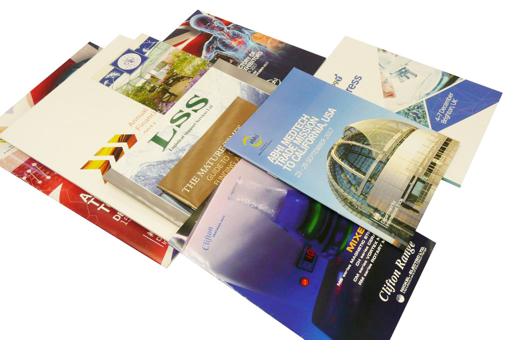 Litho Printed Booklets