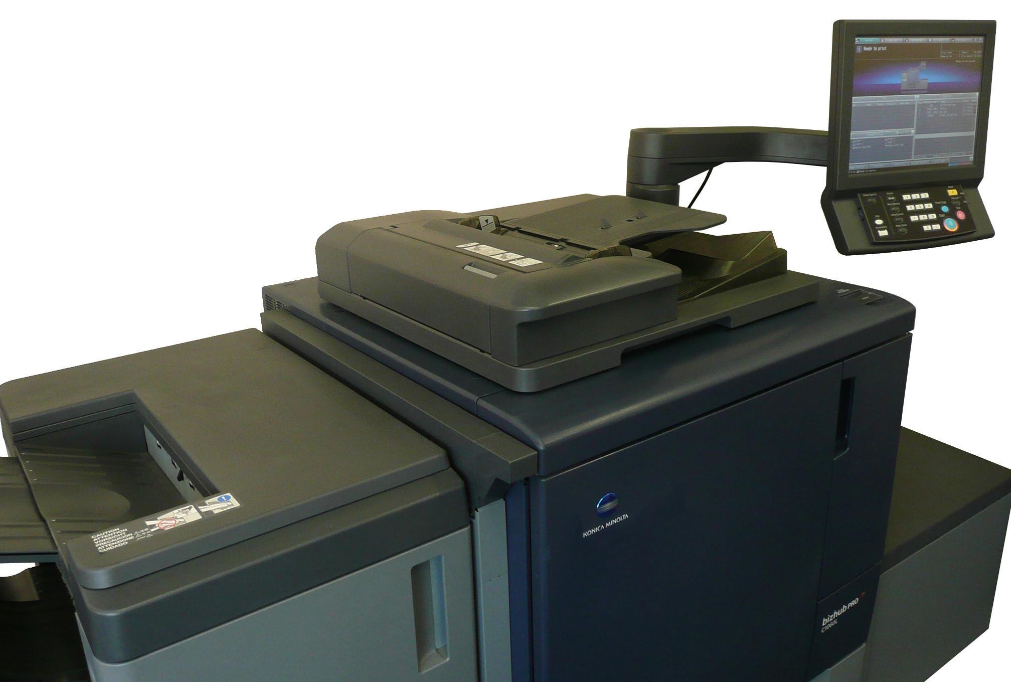 On demand digital printing