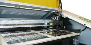 Flatbed digital printing