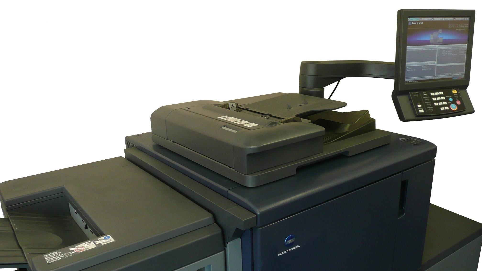 On-demand digital and Litho printing
