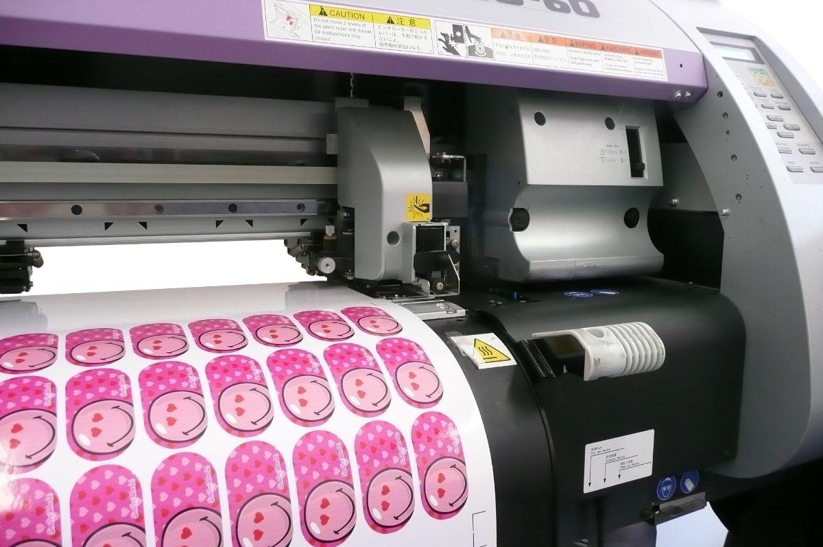 Wide Format Digital Press
